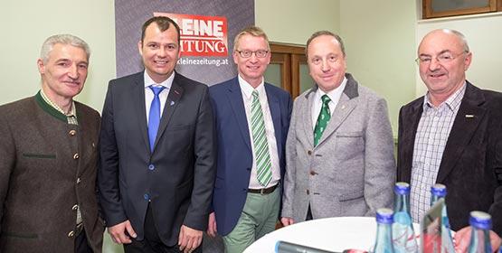 Podiumsdiskussion-Spitzenkandidaten-Mariazell-Kleine-Zeitung-2015-Titel