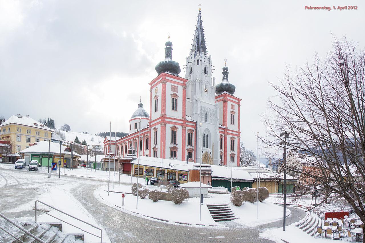 Basilika-Mariazell_01042012_Palmsonntag