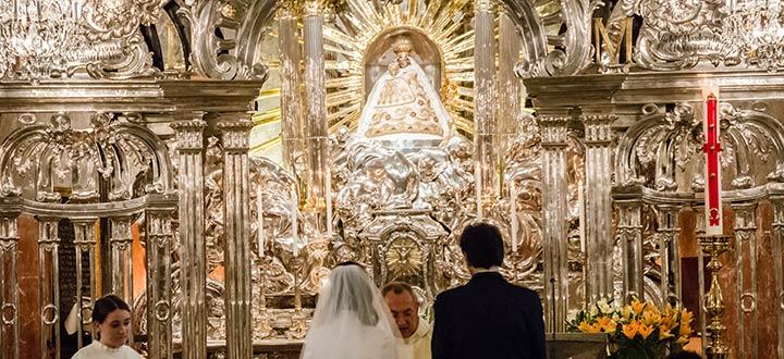 Basilika-Hochzeit