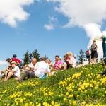 Wanderbare Gipfelklänge 2015 - Ein Tourbericht mit Fotos