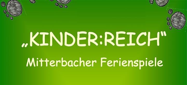 Mitterbacher-Ferienspiele