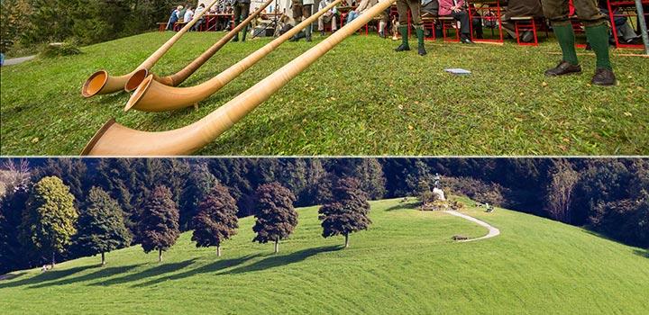 Alphornblaeser-Mariazell