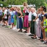 Schulfest der Volksschule Mariazell am 3. Juli 2015
