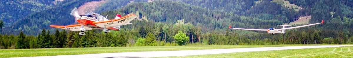 Segelflug-Mariazell