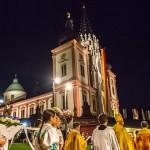 Lichterprozession der Burgenländischen Kroaten in Mariazell 2015 - Fotos