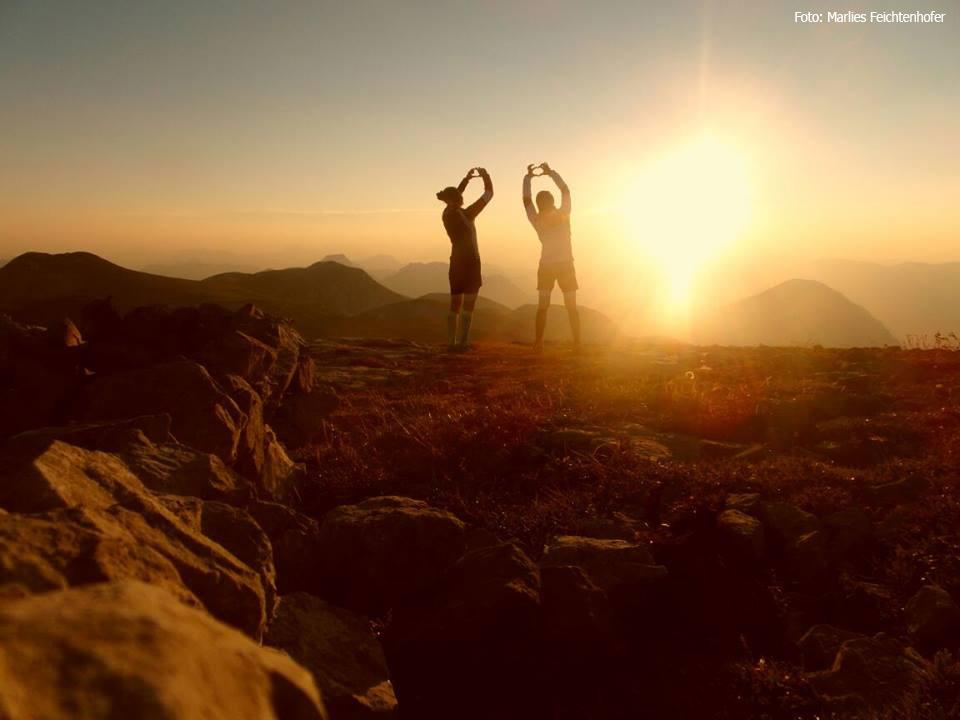 Hochschwab-Sonnenuntergang-Marlies-Feichtenhofer