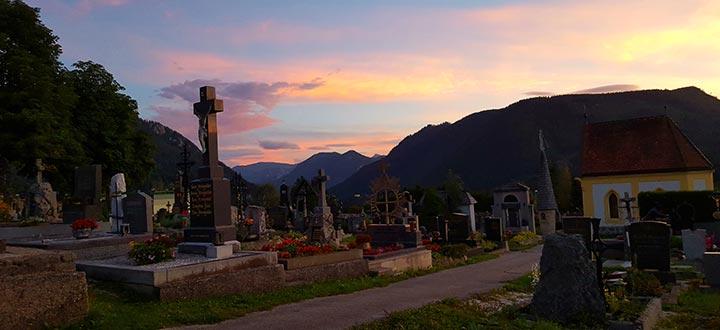 Friedhof-Mariazell-Abenstimmung-Hans-Pfeffer_192303