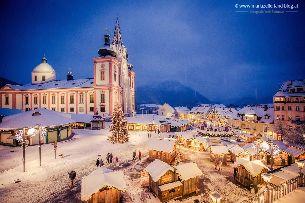Mariazell_Advent_Eroeffnungsdonnerstag_Schnee_2015-5670