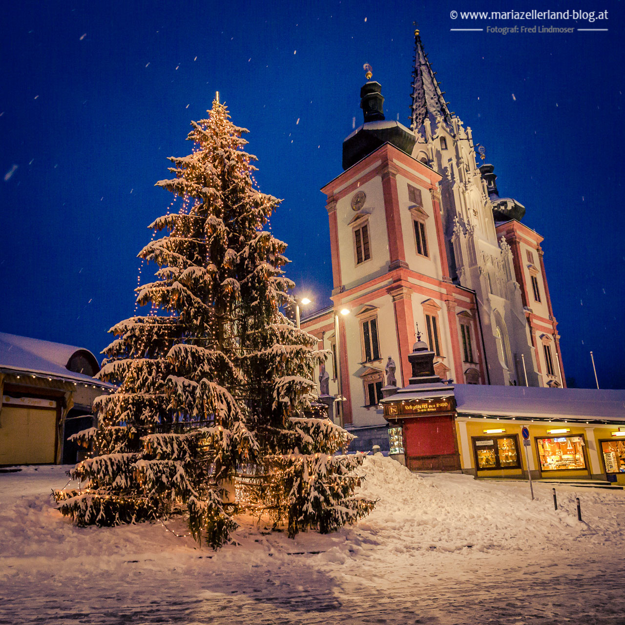 Mariazell_Advent_Eroeffnungsdonnerstag_Schnee_2015-5681