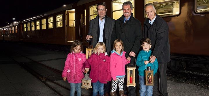 Mariazellerbahn-Friedenslicht