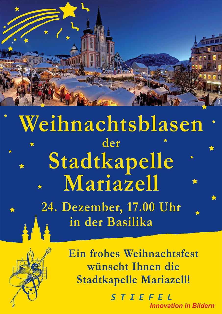 Weihnachtsblasen-Stadtkapelle-Mariazell_