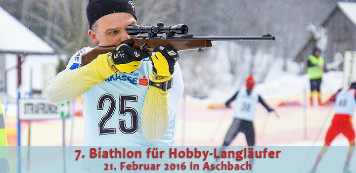 Biathlon-Aschbach