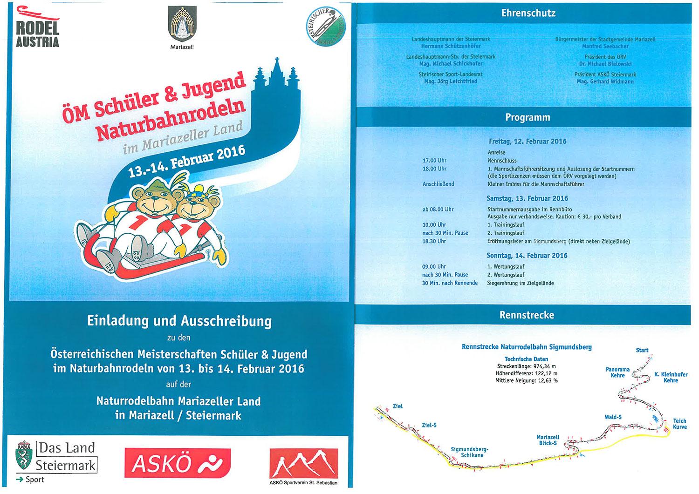 Oesterreichische-Meisterschaften-Naturbahnrodeln-Jugend