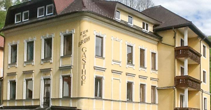 Heiliger-Brunnen-Meduna-Personalhaus