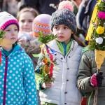 Palmsonntag 2016 - Palmweihe und Prozession in die Basilika Mariazell