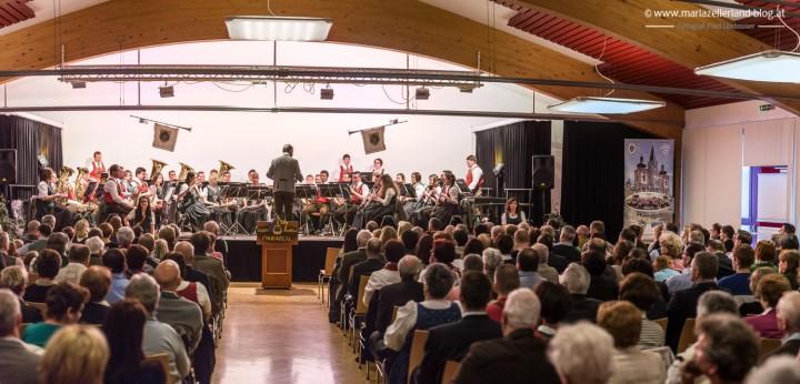 Stadtkapelle Mariazell Osterkonzert 2016-