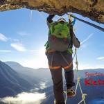 Sportredia Klettersteig Tag im Kletterpark Spielmäuer