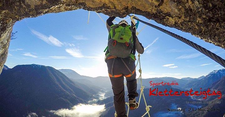 Klettersteigtag-Sport-Redia