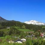Bild der Woche: Panoramablick auf Mitterbach