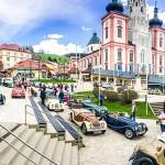 Morgan Auto Club - Frühlings-Sternfahrt nach Mariazell