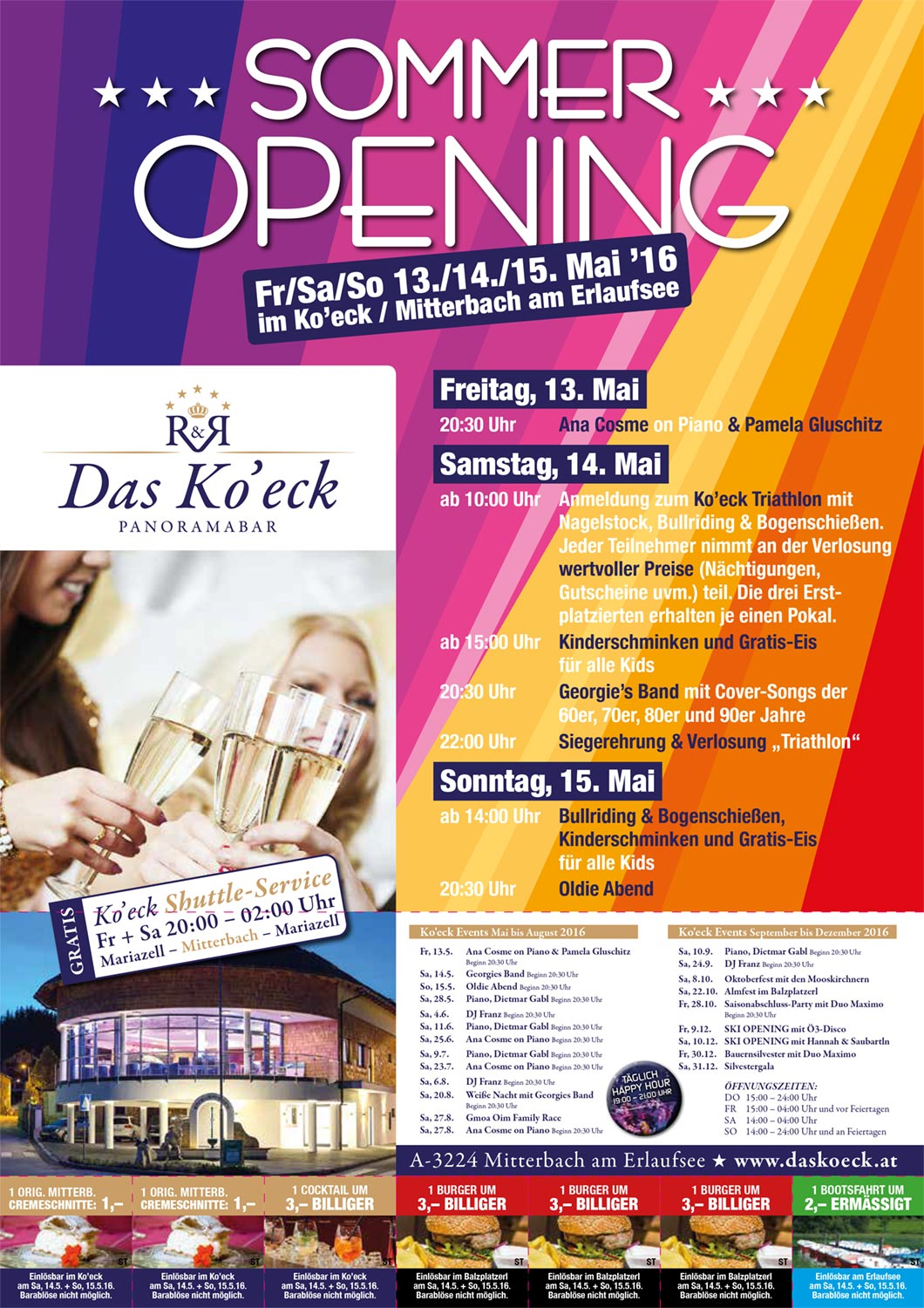 Sommeropening_KOECK-Mitterbach