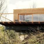 Stapelhaus am Erlaufstausee – Holzbaupreis