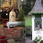 Christi Himmelfahrt  und Maiandacht – Fotos