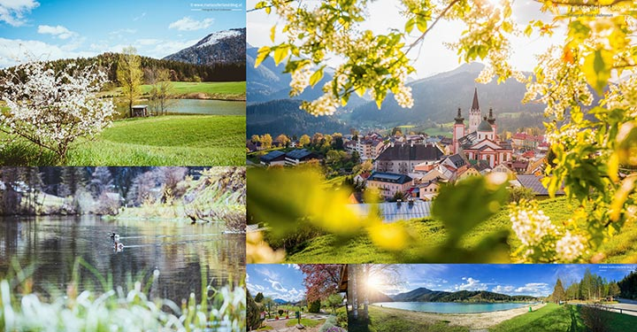 Frühling-Pfingsten-Blogbericht-2016-Sammlung-Walstern-Mariazell-Minigolf