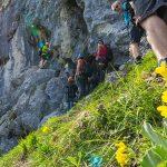 Kletterpark Spielmäuer - Wegscheid bei Mariazell - Klettersteigtag