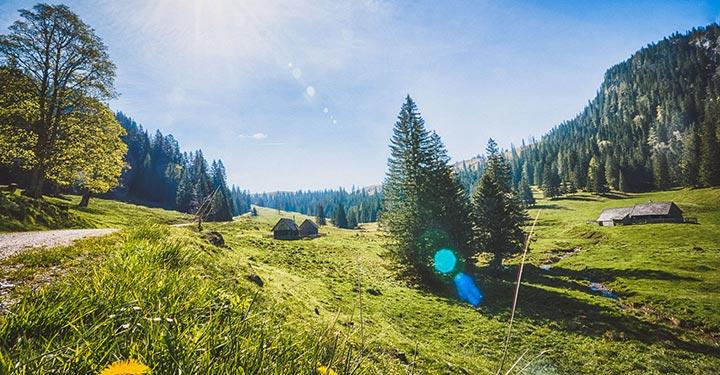 Koenigskogel-Duerriegel-Falbersbach-