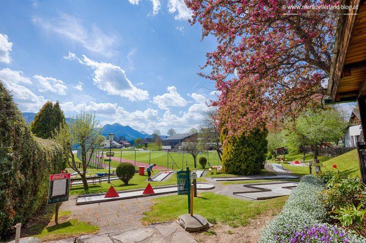 Minigolfplatz Mariazell-