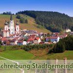 Stellenausschreibung – Lehrstelle im Stadtamt Mariazell