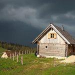 Bild der Woche: Gewitterstimmung auf der Kuhalm