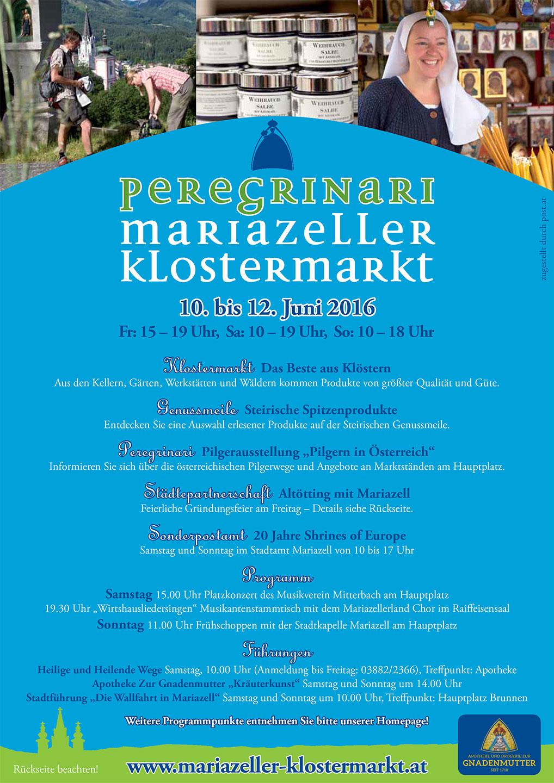 Klostermarkt_Peregrinari_2016_Mariazell