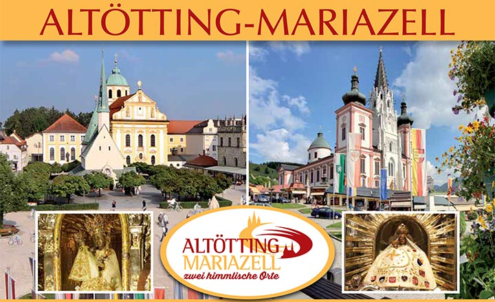 Mariazell-Altoetting-Staedtepartnerschaft