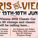 Die Rally Paris-Wien macht Zwischenstopp in Mariazell
