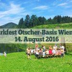 Naturparkfest – Sommerfest auf der Ötscher-Basis Wienerbruck