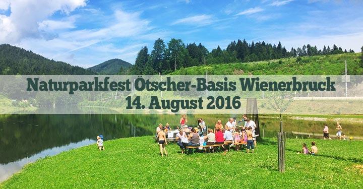 Naturparkfest-Ötscherbasis