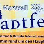 Mariazeller Stadtfest am 23. Juli 2016