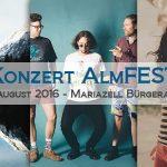 Ö3 Konzert AlmFESTival – Bergwelle 6.8.2016
