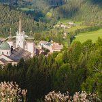 Bild der Woche: Blick auf Basilika in Mariazell