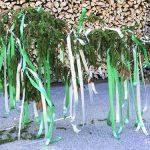 Termintipp: Maibaumumschneiden beim Franzbauer