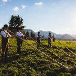 Mariazeller Alphornquartett – Alphornklang – Fotos