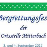 Termintipp: Bergrettungsfest – 70 Jahre Bergrettung Mitterbach