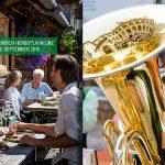 Vorankündigung – Steirisch Herbst'ln in Linz & Aufsteirern in Graz