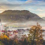 Bild der Woche: Morgenstimmung in Mariazell