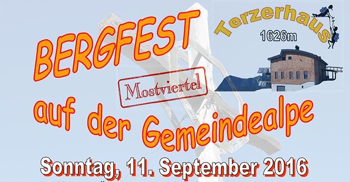 Bergfest-Terzerhaus-Gemeindealpe