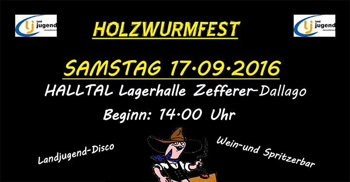 Holzwurmfest_Halltal