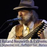 Termintipp: Konzert mit Roland Neuwirth & Extremschrammeln