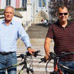 Elektro Wallfahrt von Rumänien nach Mariazell